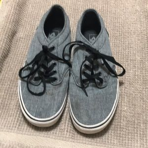 Pair of vans in great condition size 12 man